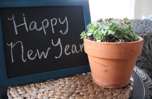 Home Decorating Resolutions For 2013 | redleafstyle.com