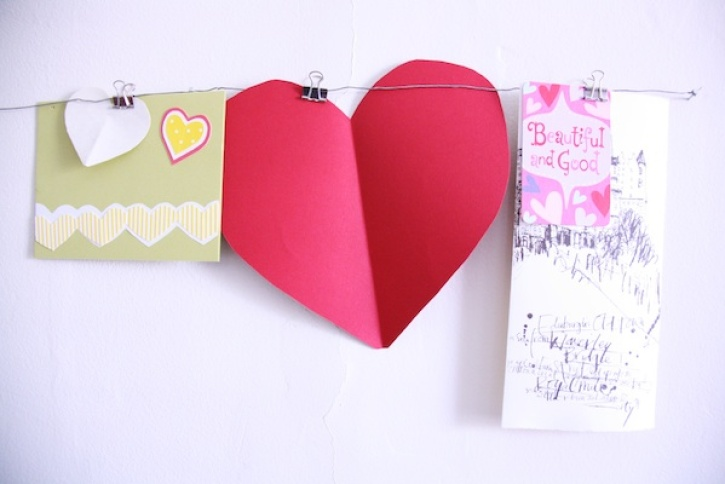 Valentine's Day cards | redleafstyle.com