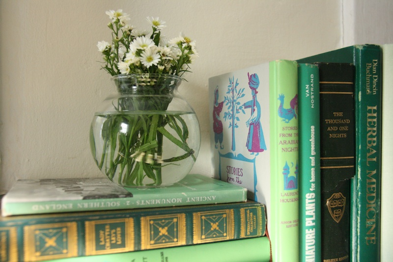 Green Books | redleafstyle.com