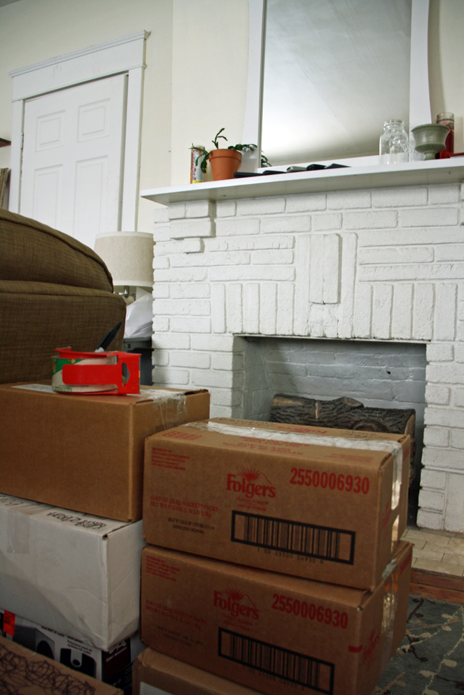 Moving time | redleafstyle.com